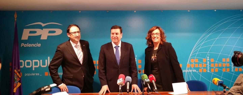 Palencia y Santander aunarán esfuerzos para incluir a la Universidad en la firme apuesta por la aplicación de las nuevas tecnologías a los servicios municipales