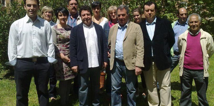 Mª José de la Fuente y Jorge Domingo Martínez cabezas de lista del Partido Popular para Baltanás y Torquemada