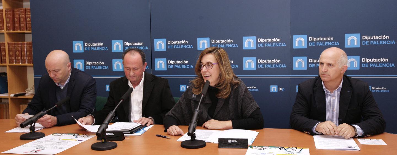 """Bajo el lema """"Palencia Horizonte 2020. Una Diputación para todos. Una Institución Necesaria"""""""