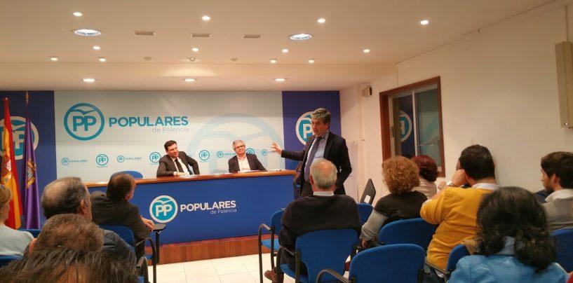 El PP de Palencia invita a todos los grupos políticos a seguir trabajando para la recuperación económica