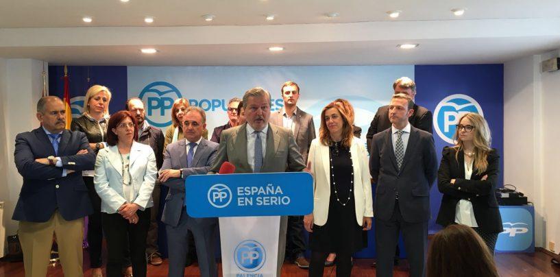 Presentación de candidaturas al Congreso y Senado del Partido Popular de Palencia