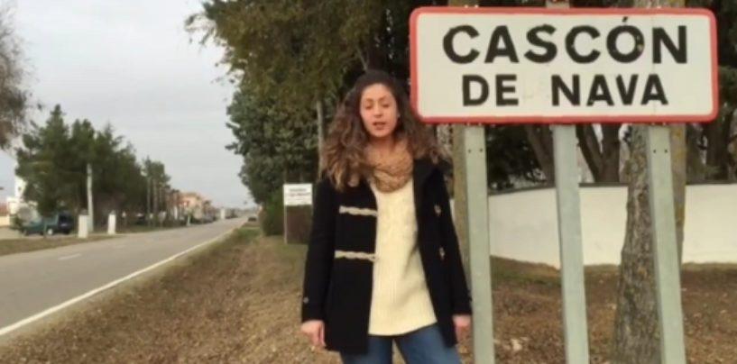Carolina Valbuena, Alcaldesa de Cascón de Nava