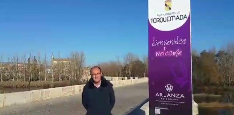 Jorge Martínez, Alcalde de Torquemada