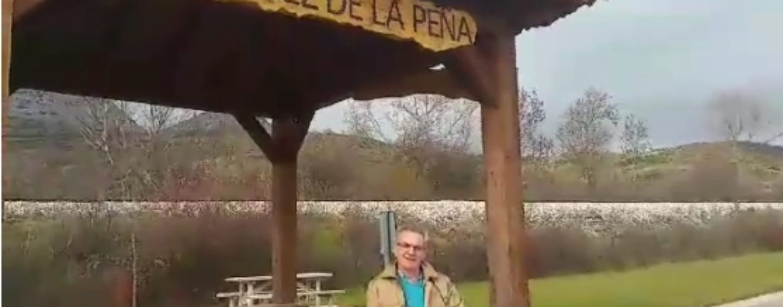 Manuel Maza, Alcalde de Santibañez de la Peña