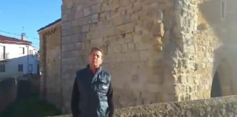 Miguel Ángel Ramos, Alcalde de Población de Campos