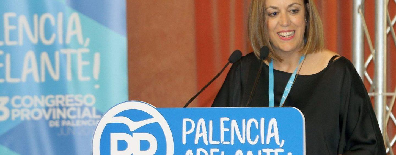 Discurso de la Presidenta Provincial del Partido Popular de Palencia, Ángeles Armisén