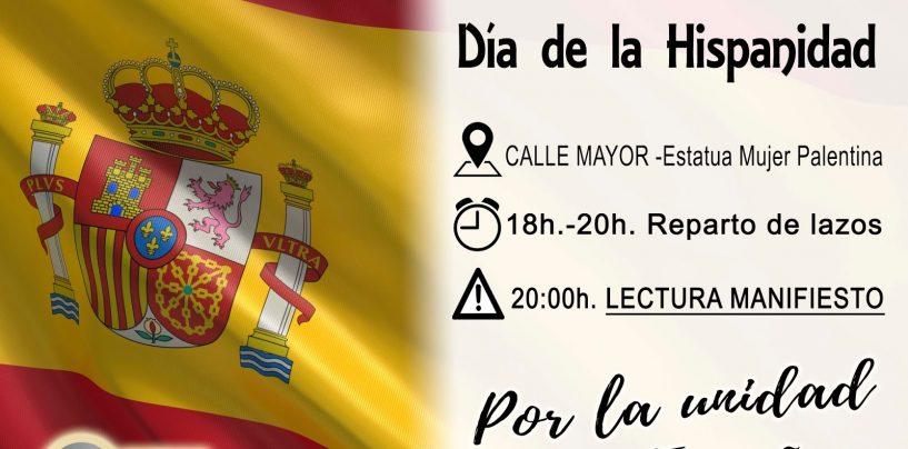 Acto NNGG por la unidad de España