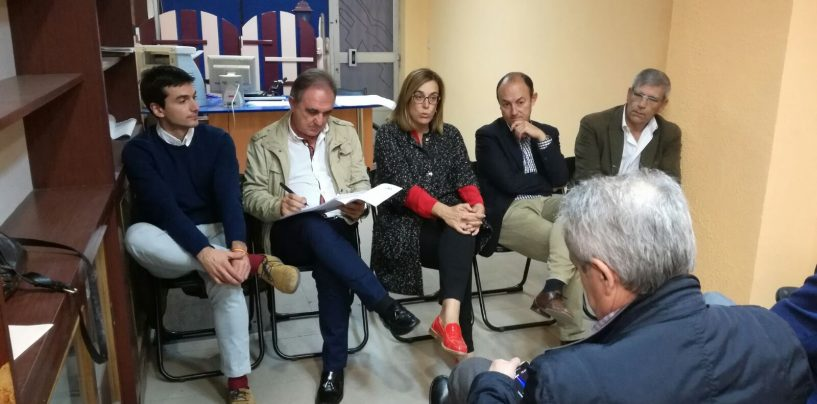 Juan Jesús Blanco reelegido presidente del PP de la comarca de Guardo