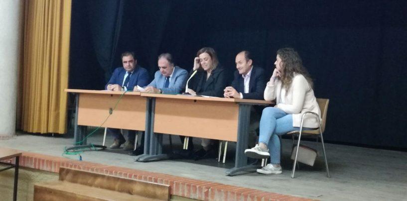 Adolfo Palacios Rodríguez y María José de la Fuente Fombellida, elegidos presidentes del PP de las comarcas de Saldaña y Cerrato