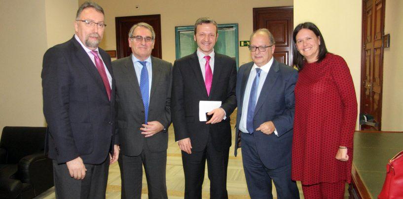 El PP defiende en la Comisión de Energía la continuidad de la central térmica de Velilla, frente al voto en contra de Ciudadanos y Unidos Podemos y la abstención del PSOE