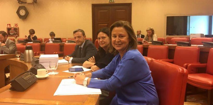 Se aprueba en la Comisión de Fomento del congreso de los diputados la PNL presentada por el Partido Popular
