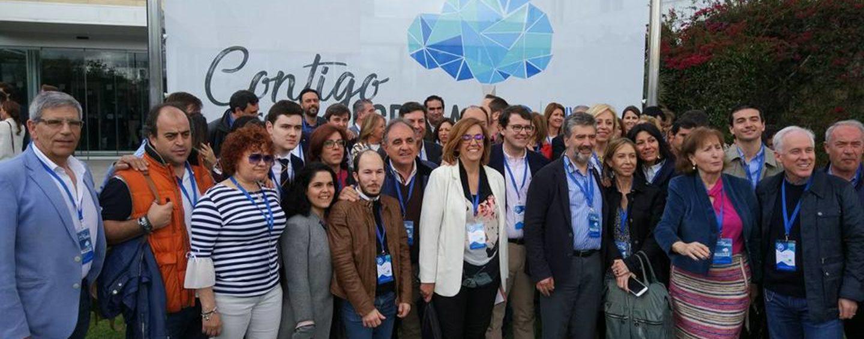 26 Palentinos participarán en la Convención Nacional del PP de Sevilla