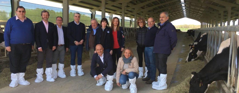 La delegación de Diputados del Partido Popular en la Comisión de Agricultura del Congreso trasladan las medidas de apoyo del Gobierno de Rajoy al sector primario en Palencia