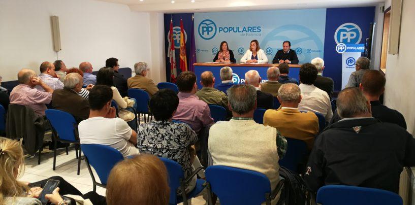 El Partido Popular reúne a su Comisión de Agricultura para difundir la postura de Castilla y León en la negociación de la nueva PAC