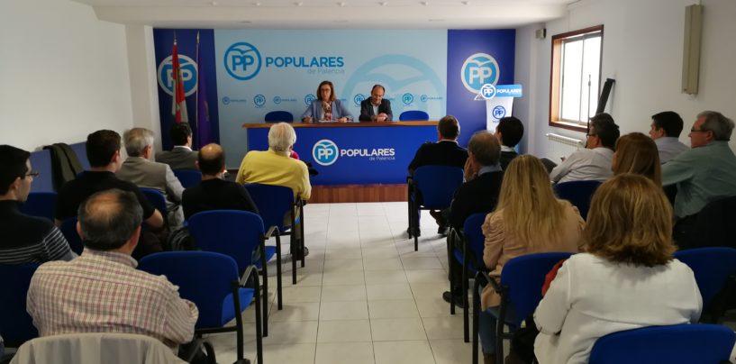El Partido Popular de Palencia constituye la Comisión de Desarrollo Económico