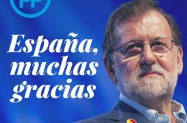 España, muchas gracias