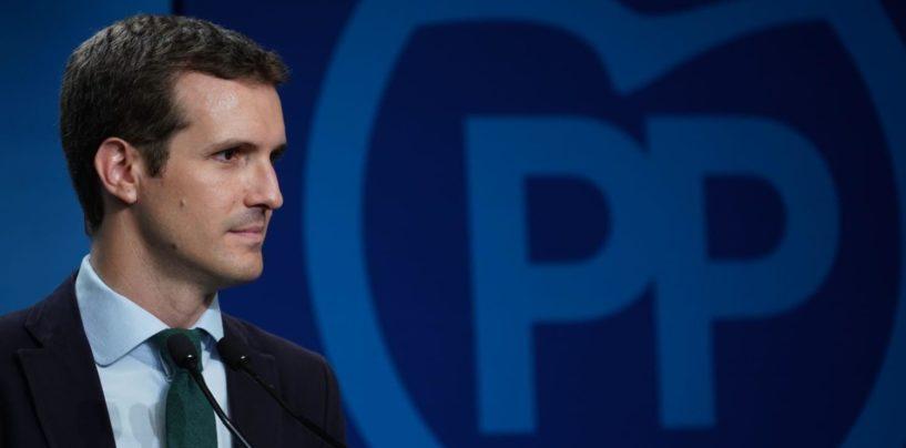 El Presidente Nacional, Pablo Casado Blanco, presidirá la reunión extraordinaria de la Junta Directiva del PP de Palencia
