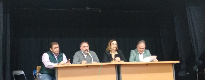 Alberto Ríos Fernández, nuevo presidente de la Junta Local del Partido Popular de Saldaña