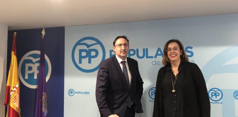 El Comité Electoral propone como candidato a la alcaldía de Palencia a Alfonso Polanco Rebolleda