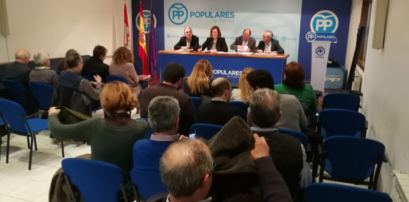 El PP continúa trabajando en un proyecto para todos los palentinos desde la experiencia, con nuevas ideas  para el futuro de Palencia