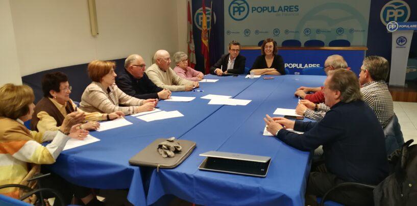 El PP destaca el valor de las personas mayores como elemento clave del desarrollo social.