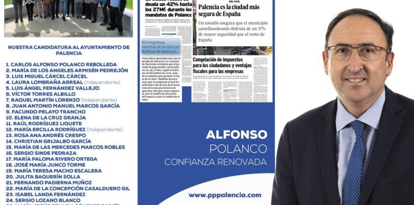 Programa para la ciudad de Palencia