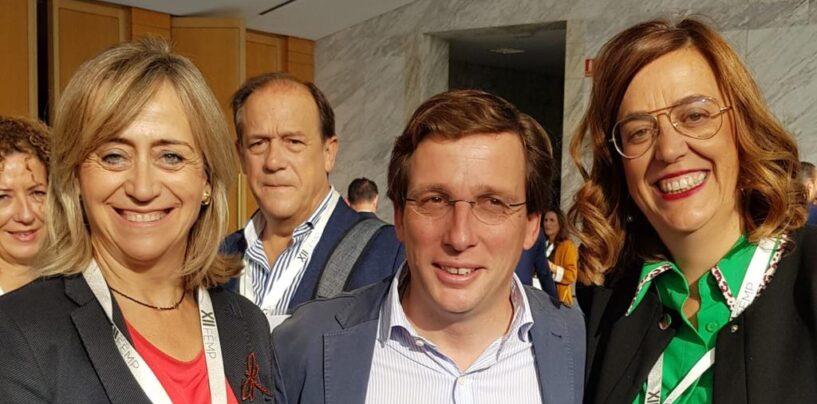 Alta participación del Partido Popular de Castilla y León en el XII Pleno de la FEMP que se celebra en Madrid