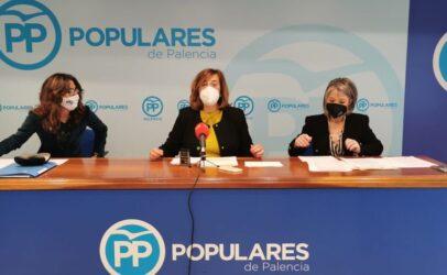 """El Partido Popular denuncia el """"abandono financiero"""" del Gobierno de España a los Ayuntamientos de la provincia y piden que siga el ejemplo de la Junta de Castilla y León"""